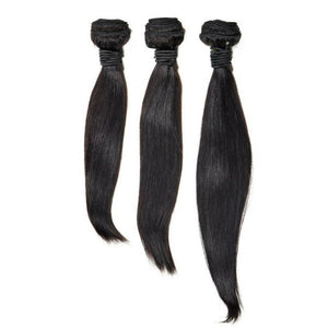 BIP Hair Collection - Brazilian Silky Straight Bundle Deals - Beautiful In Pink Collection