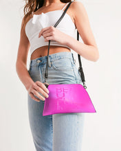 Load image into Gallery viewer, Beautiful In Pink Collection Dye Fade Wristlet - Beautiful In Pink Collection