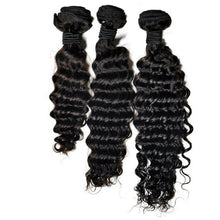 Load image into Gallery viewer, BIP Hair Collection - Brazilian Deep Wave Bundle Deals - Beautiful In Pink Collection