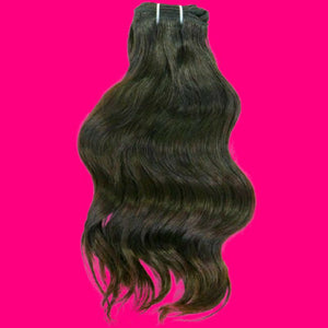 BIP Hair Collection - Indian Wavy Hair Extensions - Beautiful In Pink Collection