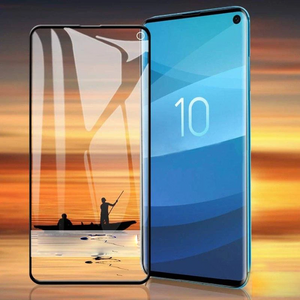 Samsung Galaxy S10 Gorilla 5D Tempered Glass - Curved