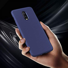 Load image into Gallery viewer, Oneplus 6T Luxurious Carbon Fiber Back Case