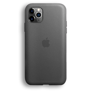 LEATHER CASE - CLASSIC GREY