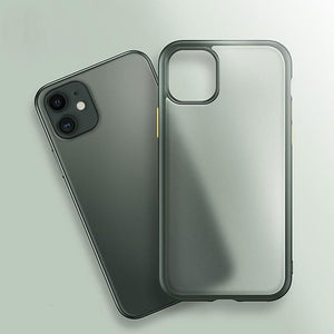 iPHONE 11 FROSTED BUMPER CASE