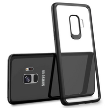 Load image into Gallery viewer, GALAXY S9 PLUS BUMPER AUTO-FOCUS TRANSPARENT CASE