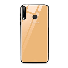 Load image into Gallery viewer, GALAXY A9 2018 GLASS HARD CASE
