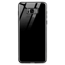 Load image into Gallery viewer, Galaxy S8 Plus Tempered Glass Back Case