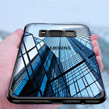 Load image into Gallery viewer, ELECTROPLATING TRANSPARENT CASE - 4 COLORS