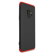 Load image into Gallery viewer, Galaxy S9 360° Extra Protection Hard Case