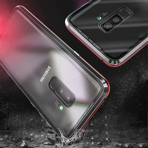 Galaxy J8 Electronic Extra Protection Autofit Magnetic Case