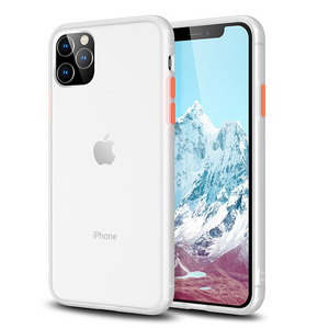 iPHONE 11 PRO FROSTED BUMPER CASE