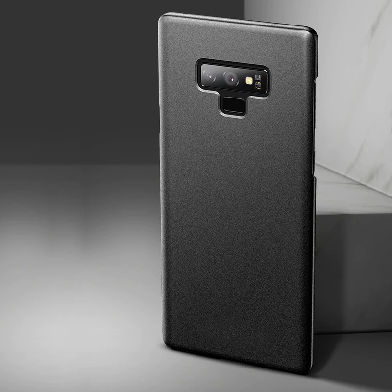 Samsung Galaxy Note 9 Full Protection Silicone Jelly Case