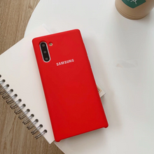 Load image into Gallery viewer, Galaxy Note 10 Soft Silicone Case