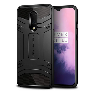 OnePlus 7 KAPAVER® Officially Drop Tested Solid Rugged Case
