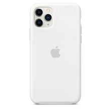 Load image into Gallery viewer, SILICONE CASE - WHITE