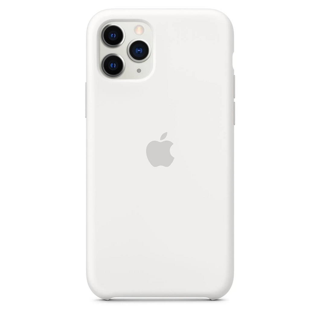 SILICONE CASE - WHITE