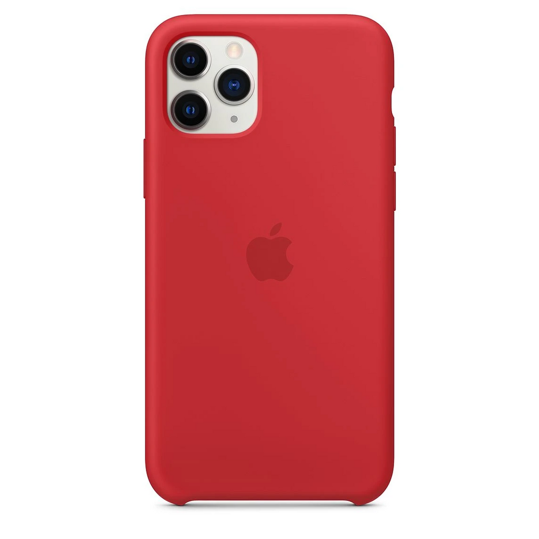 SILICONE CASE - RED