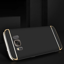 Load image into Gallery viewer, ELECTROPLATED 3IN1 PROTECTION HARD CASE