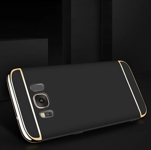 ELECTROPLATED 3IN1 PROTECTION HARD CASE