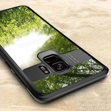 Load image into Gallery viewer, Galaxy S9 Transparent Bumper Auto-Focus Case