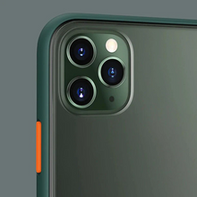 Load image into Gallery viewer, iPHONE 11 PRO FROSTED BUMPER CASE