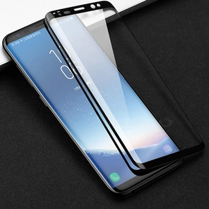 Galaxy S8 Plus Gorilla 5D Curved Tempered Glass