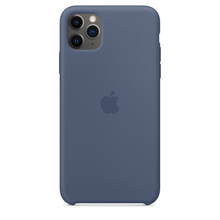 Load image into Gallery viewer, SILICONE CASE - ALASKAN BLUE