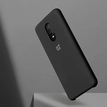 Load image into Gallery viewer, OnePlus 7 Pro Liquid Silicone Case -Black
