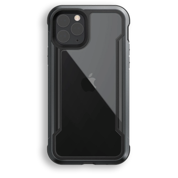 MILITARY GRADE DEFENSE SHIELD CASE - BLACK