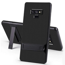 Load image into Gallery viewer, Samsung Galaxy Note 9 Armor Bracket Hybrid Kickstand Case