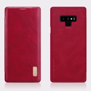 Samsung Galaxy Note 9 Leather Card Slot Flip Case