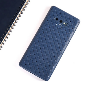 Samsung Galaxy Note 9 Henks® Ultra Thin Weave Protection Case