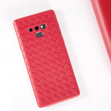 Load image into Gallery viewer, Samsung Galaxy Note 9 Henks® Ultra Thin Weave Protection Case