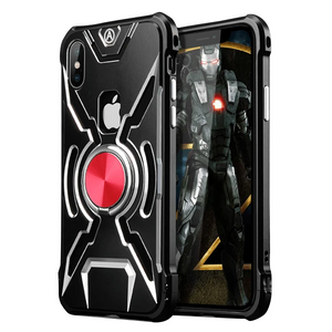 iPhone 7 Plus Iron Man Metal Case