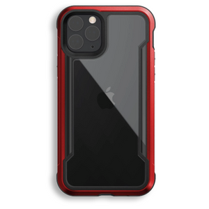 MILITARY GRADE DEFENSE SHIELD CASE - RED