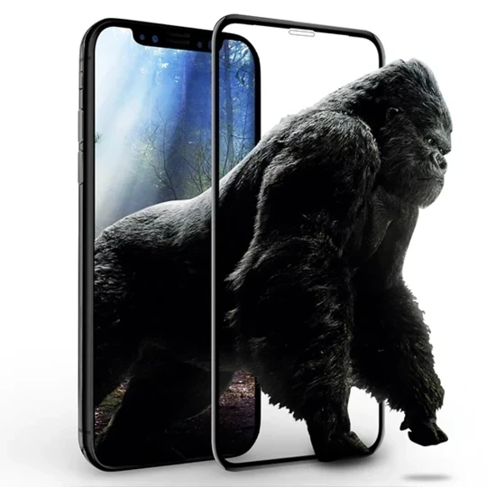 GALAXY A7 2018 GORILLA TEMPERED GLASS - EXTRA PROTECTION