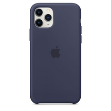Load image into Gallery viewer, SILICONE CASE - MIDNIGHT BLUE