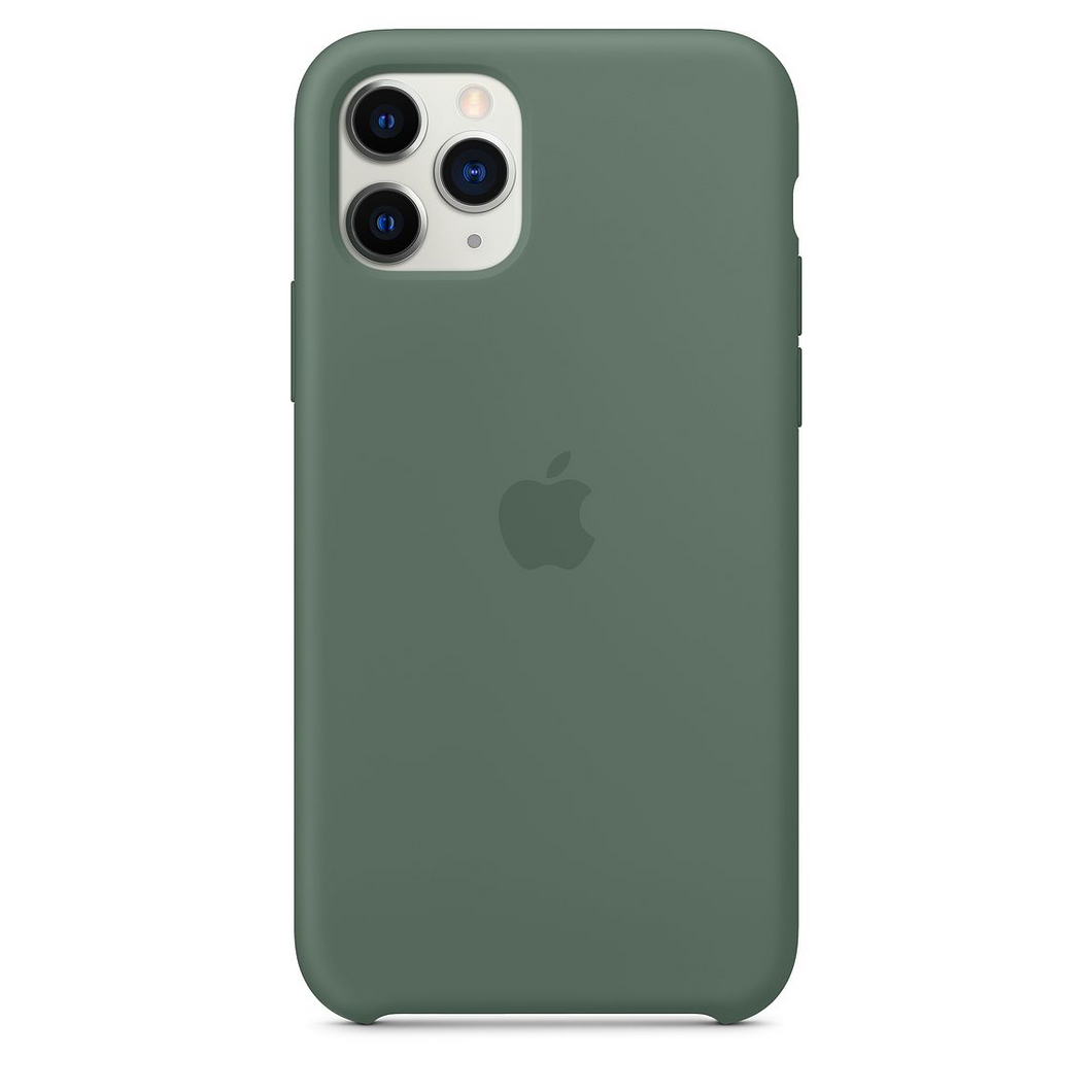 SILICONE CASE - PINE GREEN