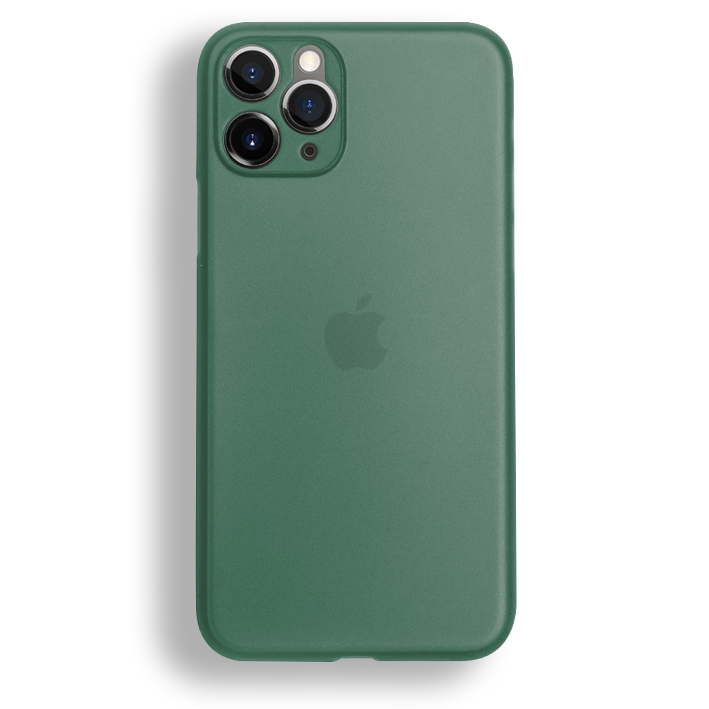 ULTRA THIN CASE - PINE GREEN