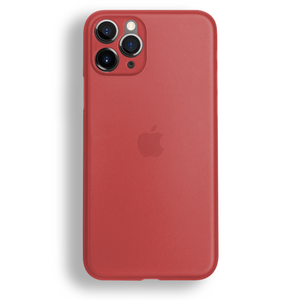 ULTRA THIN CASE - RED