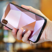 Load image into Gallery viewer, iPhone Xs Max Diamond Mirror Crystal Case