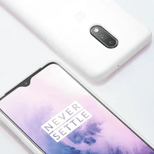 Load image into Gallery viewer, OnePlus 7 Liquid Silicone Case - White