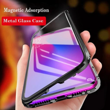 Load image into Gallery viewer, Galaxy Note 10 Electronic Auto Fit Magnetic Case