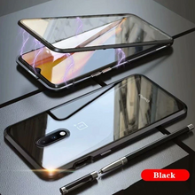 Load image into Gallery viewer, OnePlus 7 Double Side Auto-fit Electronic Magnetic Back Case