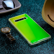 Load image into Gallery viewer, Samsung Galaxy S10 Neon Sand Radium Glow Case