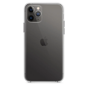 iPHONE 11 PRO CLEAR TRANSPARENT CASE