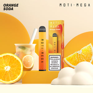 Piin-MEGA Orange Soda