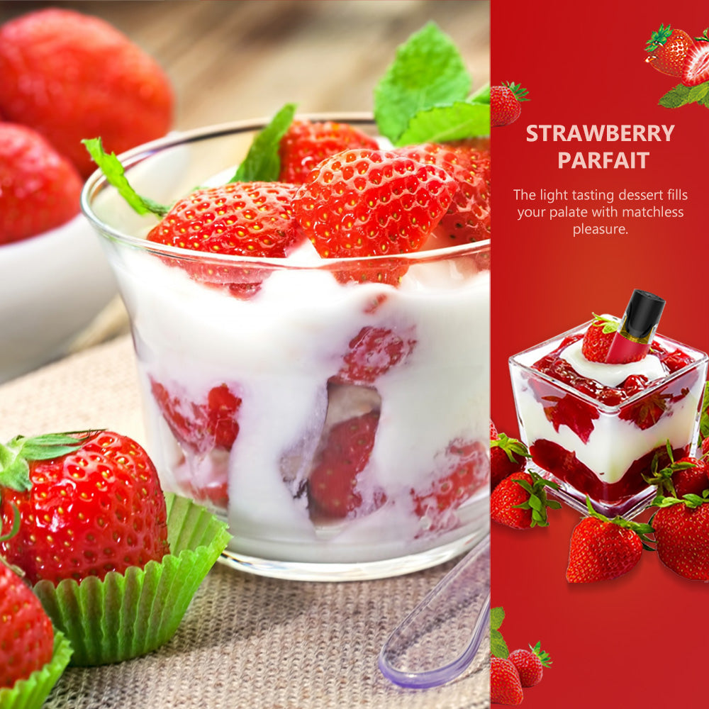 MOTI Pre-filled Pods Strawberry Parfait(3 Packs)