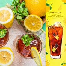 Load image into Gallery viewer, MOTI Pre-filled Pods Lemon Tea(3 Packs)