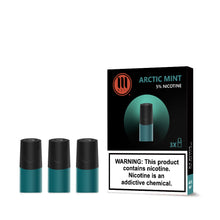 Load image into Gallery viewer, MOTI Pre-filled Pods Arctic Mint(3 Packs)